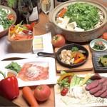 CROSS ~農家の食卓~ - 料理写真: