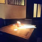 シオン - テーブル席