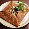 ブレッツ・カフェ・クレープリー - 料理写真:ガレット ソーシス