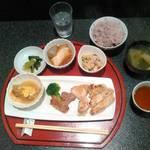 器 - 豚ロース西京焼き