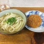 多田製麺所 - 料理写真:朝うー in 多田製麺所