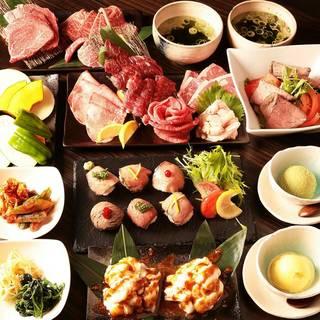★良質なお肉を堪能♪充実したコース料理を御用意しております♪