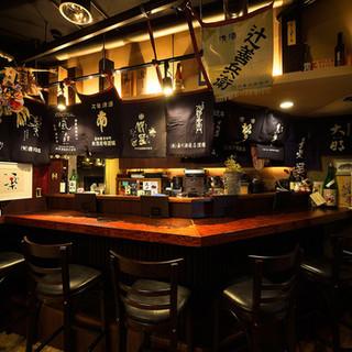 蔵元担当者も訪れる、造り手の情熱を伝える日本酒の名店
