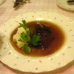 サ・マッシュ - 牛タンの赤ワイン煮
