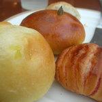 772579 - 焼きたてのパンは美味しい!