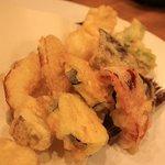 和どころ拓 - 野菜の天ぷら