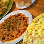 アルビコッカ - 忘年会コースの料理