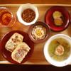 Gs.Terapi - 料理写真:無添加・健康食 岩海塩ぱん・ポリッジ御膳
