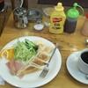 カフェ ド ラパン