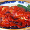 パスタ・アラ・プッタネスカ - 料理写真:チキントマトテイクアウト