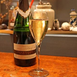 "Ata - Piollot Pere & Fils Champagne ""Cuvee de Reserve"""