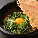 津多家 - 明太マヨソースの横浜ドーム麺  590円