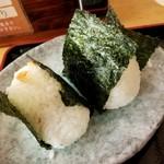おふくろの味 3・5食堂 - 紅鮭とたらこ