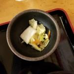 おふくろの味 3・5食堂 - 漬物