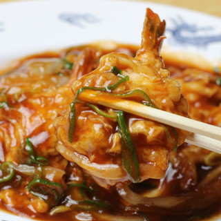 『勝=餃子』ってか…?中華料理も尋常じゃないんだよ、旨さが!