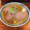 中華そば しば田 - 料理写真:煮干ラーメン