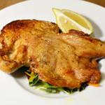 ジ・メルカート - ひな鶏の小悪魔風 ピリ辛グリル(半身) 1,400円