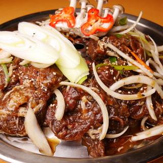 韓国の伝統的な懐かしの味わいにお酒がススム♪お得なコースも◎