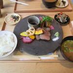 77206057 - 近江牛定食 2800円+Tax