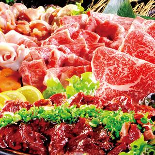 <<最強コスパ>>焼肉各種◆390円~!お得で旨い◎
