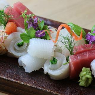 その時季に最も食べるべき旬魚を全国より厳選
