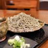 玄蕎麦 野中 - 料理写真:蟻巣の田舎蕎麦