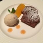 スカイレストランアンドラウンジ L&R - ●ケーキ&アイスクリーム