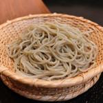 玄蕎麦 野中 - セイロ