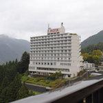ロマラン - ホテル外観