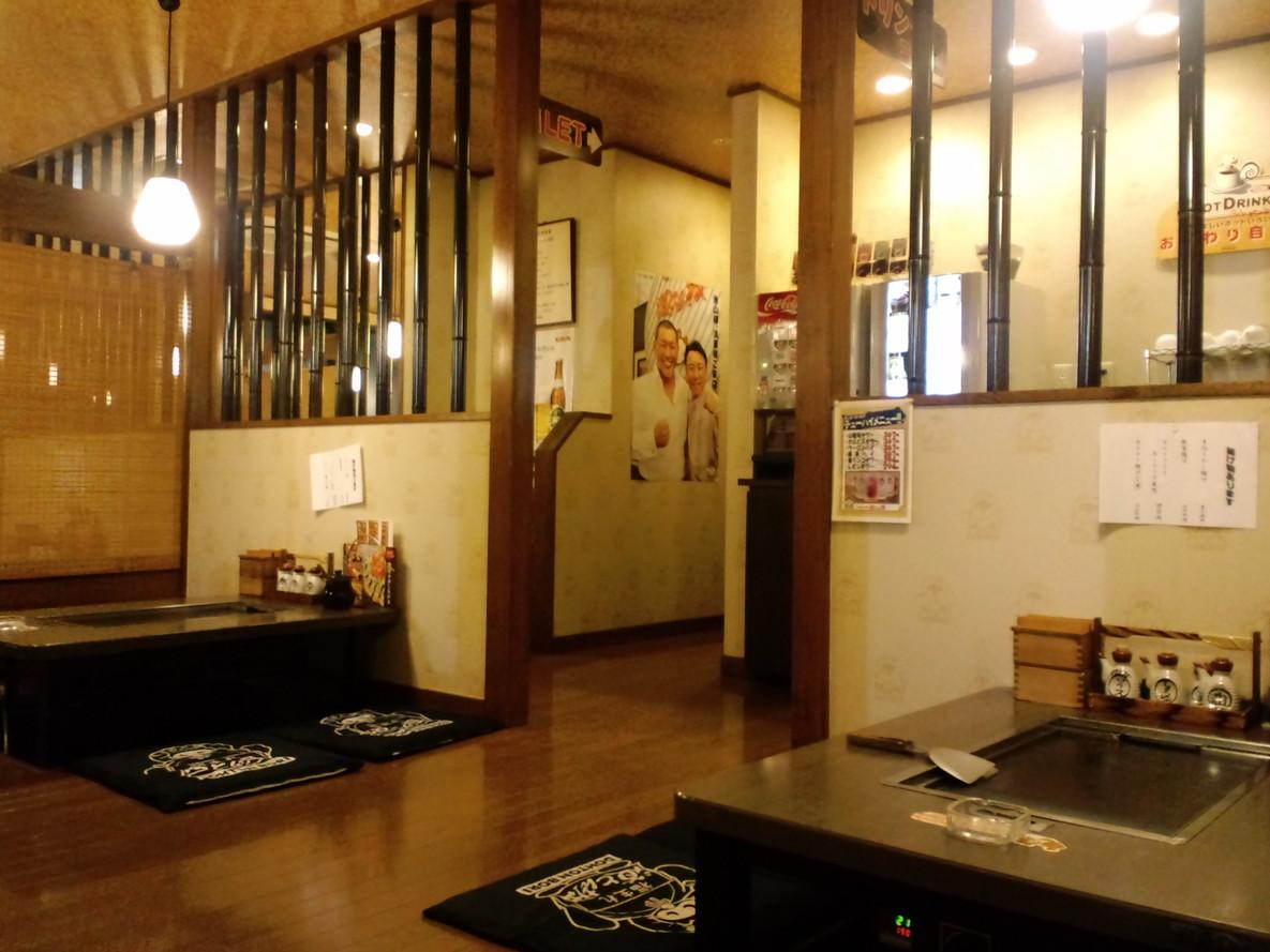 道とん堀 長野青木島店