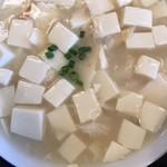 77211327 - 蟹肉と豆腐の塩煮込み
