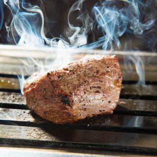 【肉を丸ごと食べる】その醍醐味を楽しんでいただくために…。