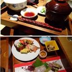 博多の砦 会席・日本料理 和食華彩都 - ◆どちらも2段箱で出されます。