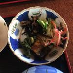 たんば茶屋 - にしんと京野菜