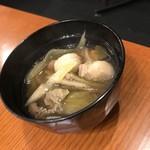 アクティブリゾーツ 宮城蔵王 - 山形の芋煮