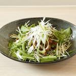 四川担々麺 簫記 - 汁なし担々麺
