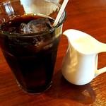 アンティコ フォルノ - アイスコーヒー