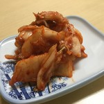立ち呑みグルメ - キムチ