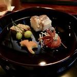 77223738 - 茶屋膳(5,000円)前菜