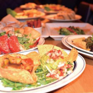◆◇食べログ限定◇◆新体験!キューバ料理を丸ごと楽しむコース