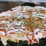 大阪亭 - お好み焼きチーズ