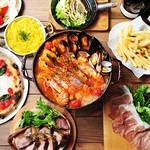 Italian kitchen VANSAN - コース写真