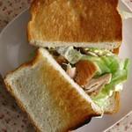 シュミネ - イギリス風食パン税別320円