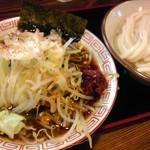 77228362 - 辛野菜つけ麺(並)