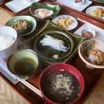 さつき荘 - 料理写真:朝食
