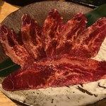 炭火焼肉 銘特屋 - ツラミ