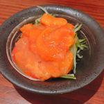 Uomamireshinkichi - ホヤの塩辛