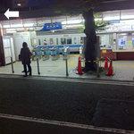 7723865 - 小田急線 参宮橋駅改札(新宿から2駅)