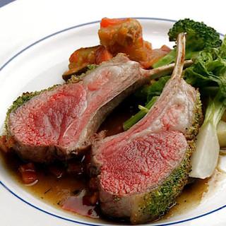 有名レストランで修行した味をリーズナブルにご提供!!