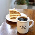 CISCO - コーヒー¥480ケニア